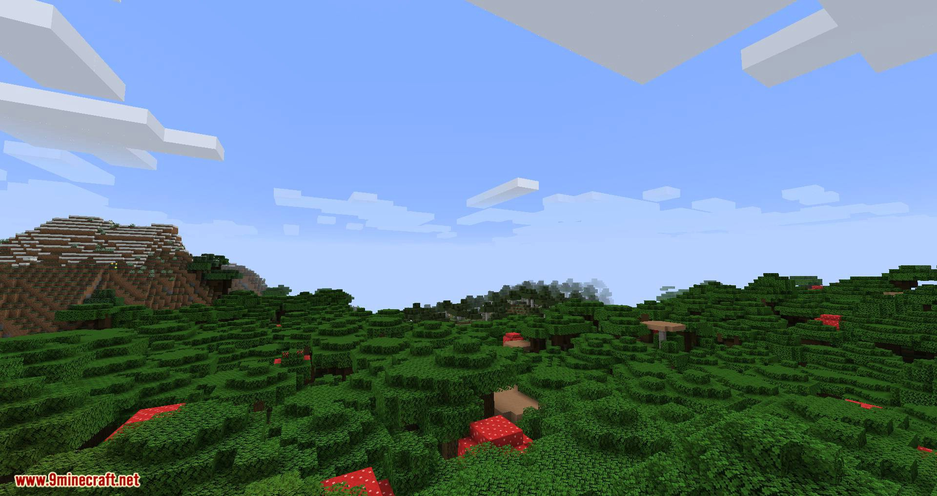 Clear Skies mod for minecraft 02