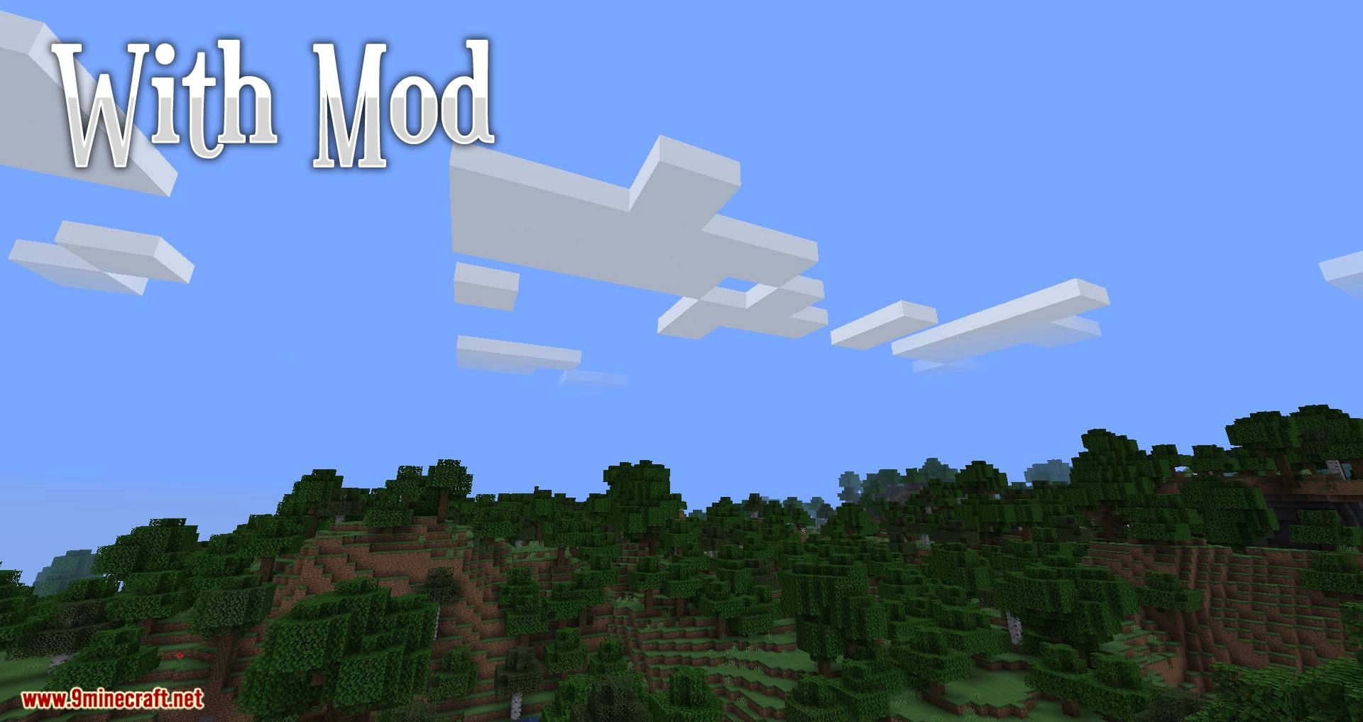 Clear Skies mod for minecraft 05
