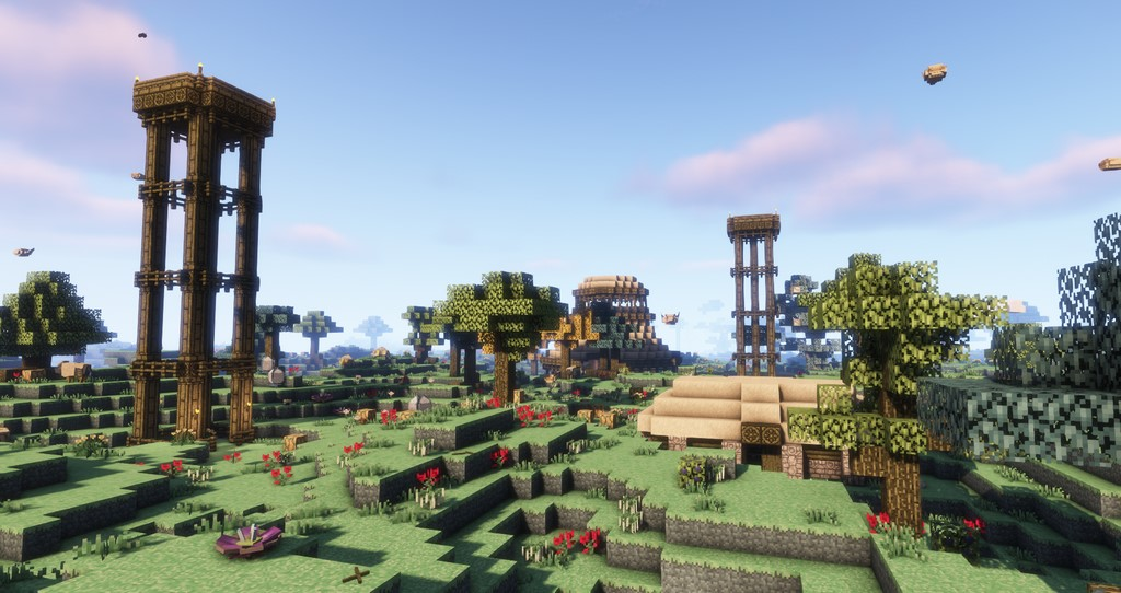 Complementary Shaders 1.17 Download | Minecraft Shaders 1.17 - Screenshot 4
