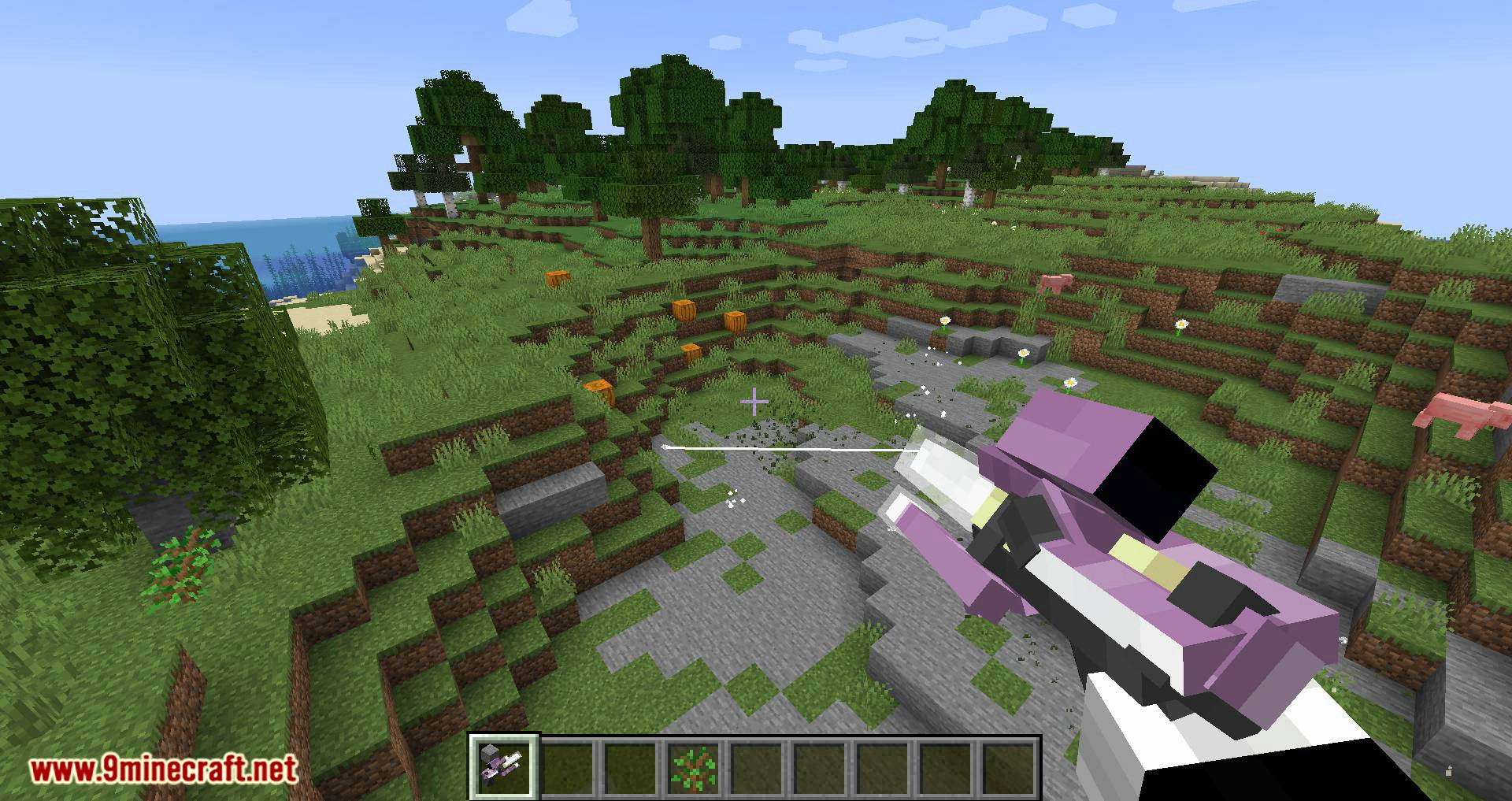 Create mod for minecraft 06