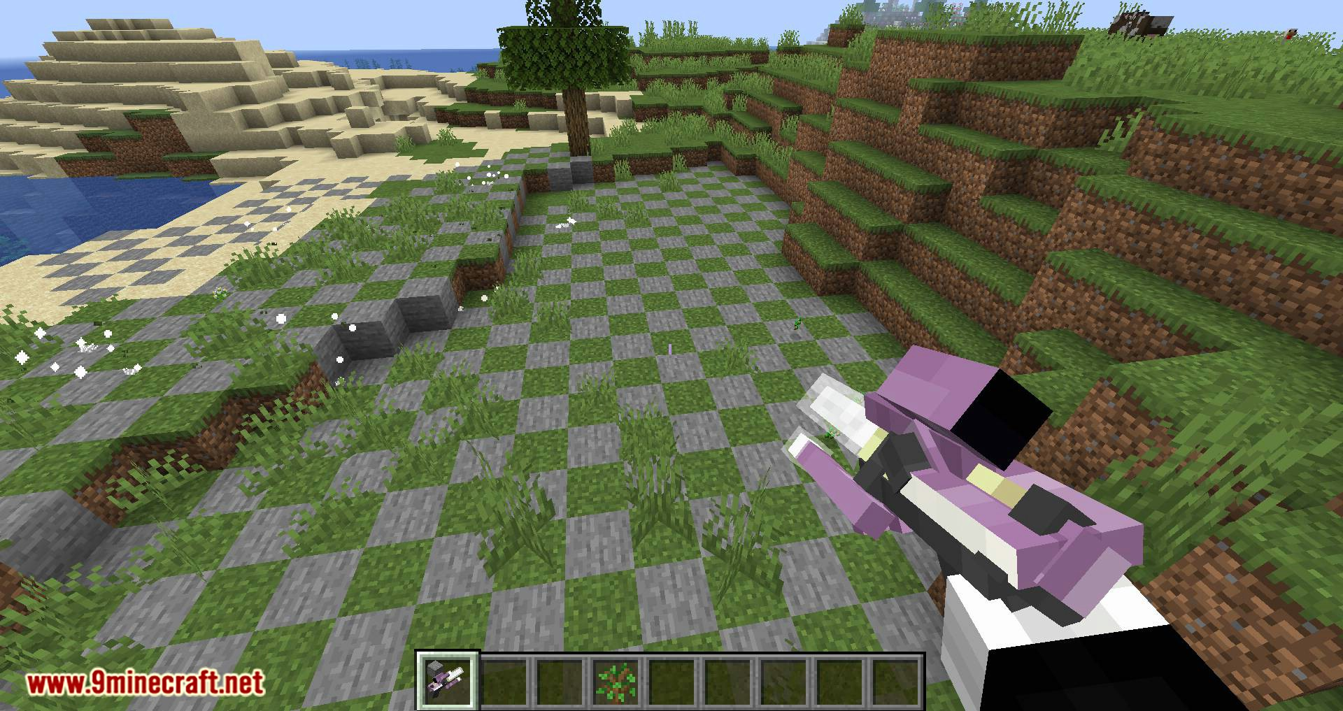 Create mod for minecraft 07