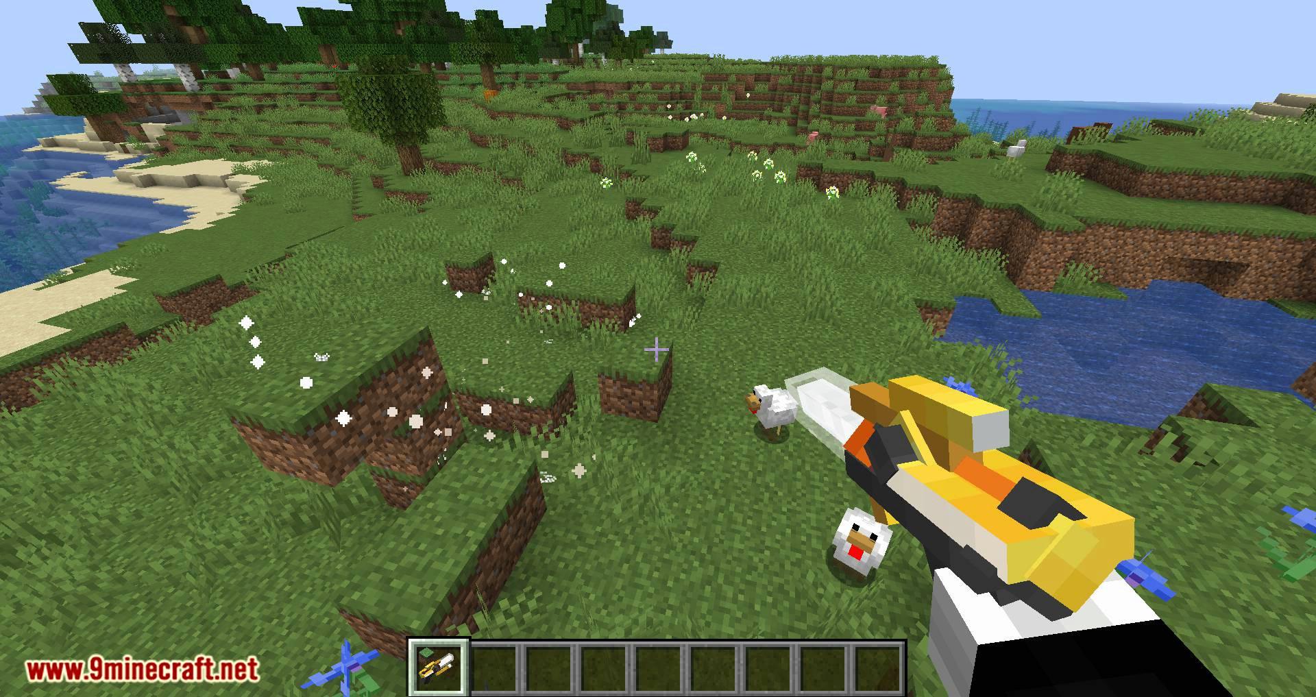 Create mod for minecraft 01