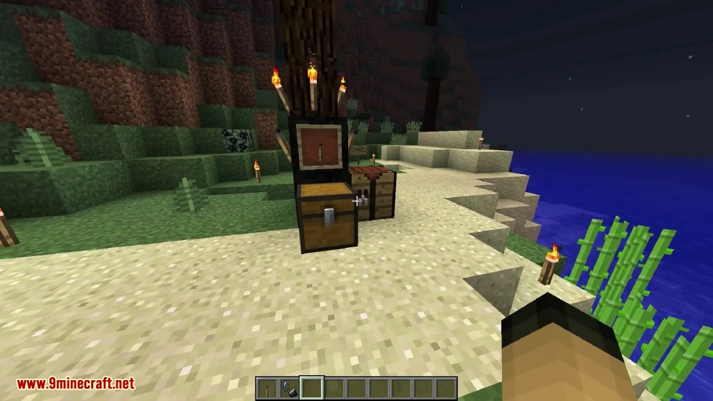 Realistic Torches Mod Screenshots 1