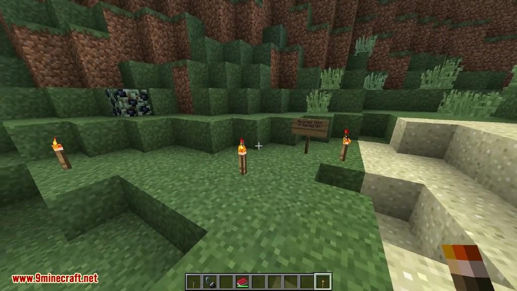 Realistic Torches Mod Screenshots 4