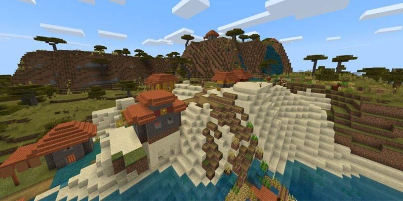 Hillside Savanna Village Seed
