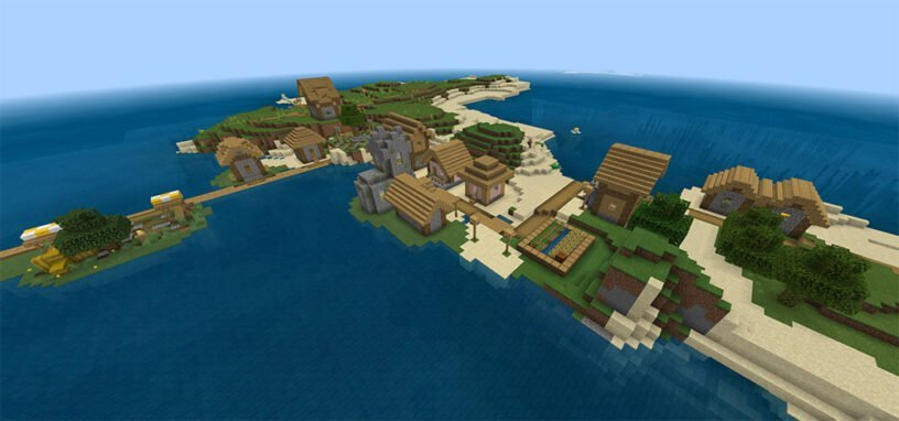 Another Village Island Seed