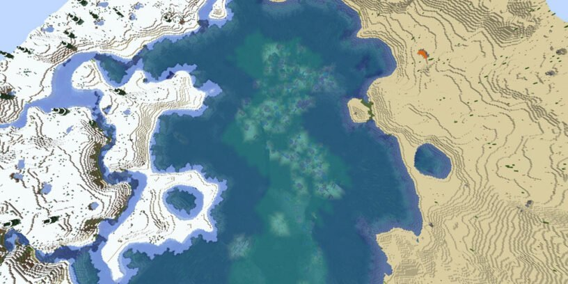 Snow & Desert Biomes: -1643451968
