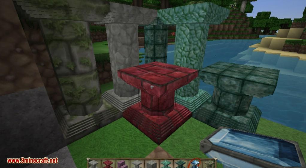 Corail Pillar Mod Screenshots 3