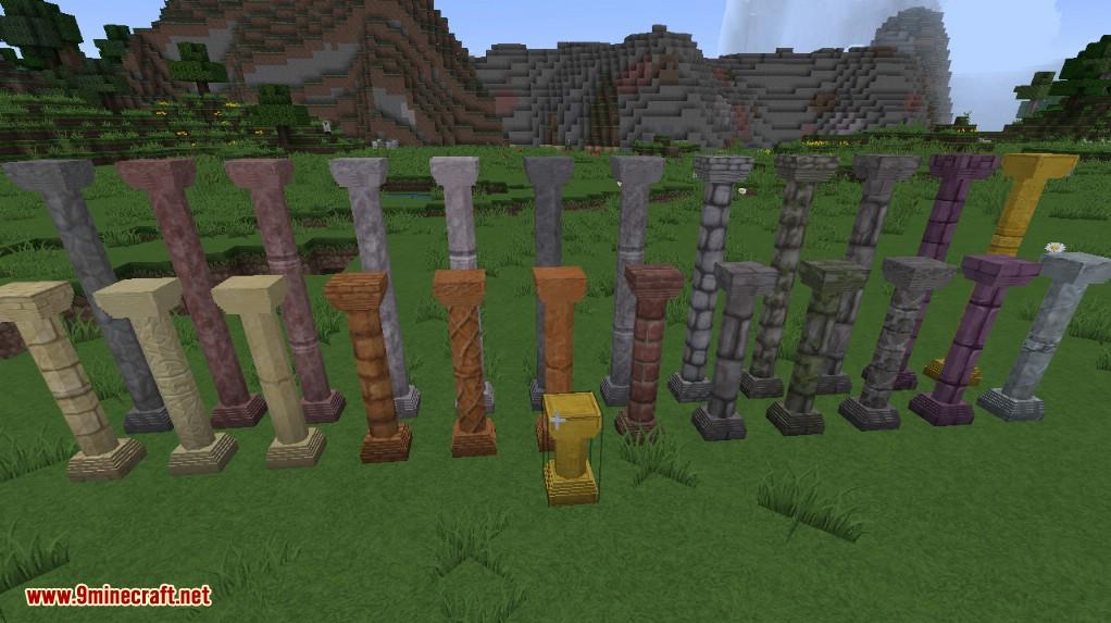 Corail Pillar Mod Screenshots 1