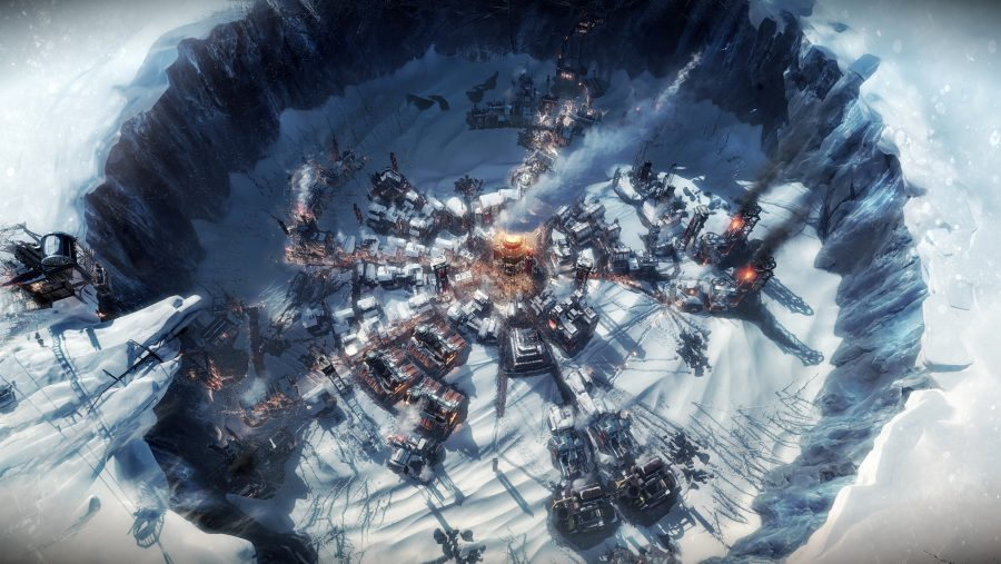 FROSTPUNK - Top 10+ best management games to play on PC in 2021