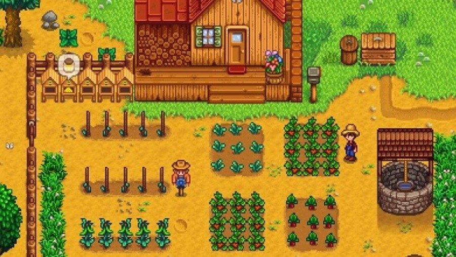 Stardew Valley - Top 10+ best management games to play on PC in 2021
