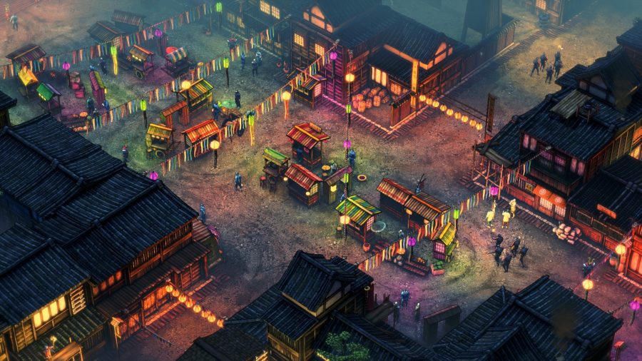 Shadow Tactics: Blades of the Shogun - Top 10+ best Ninja Games to play on PC in 2021