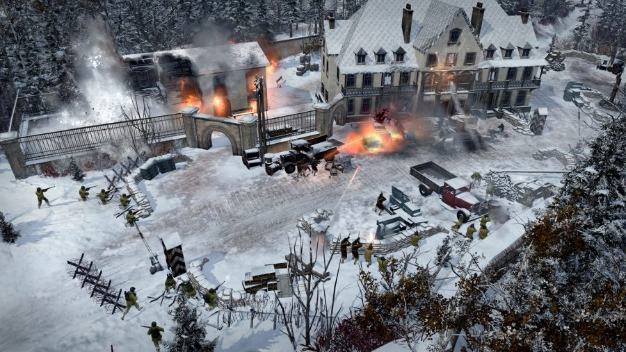 Company of Heroes 2: Ardennes Assault - Top 10+ best Strategy games to play on PC in 2021