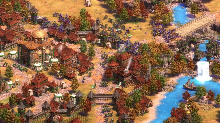 Age of Empires 2 Definitive Edition - Top 8 best city-building games to play on PC in 2021