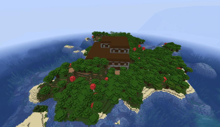 Spawn Inside a Woodland Mansion - Top 8 Minecraft Woodland Mansion Seeds 1.16 – All Platforms