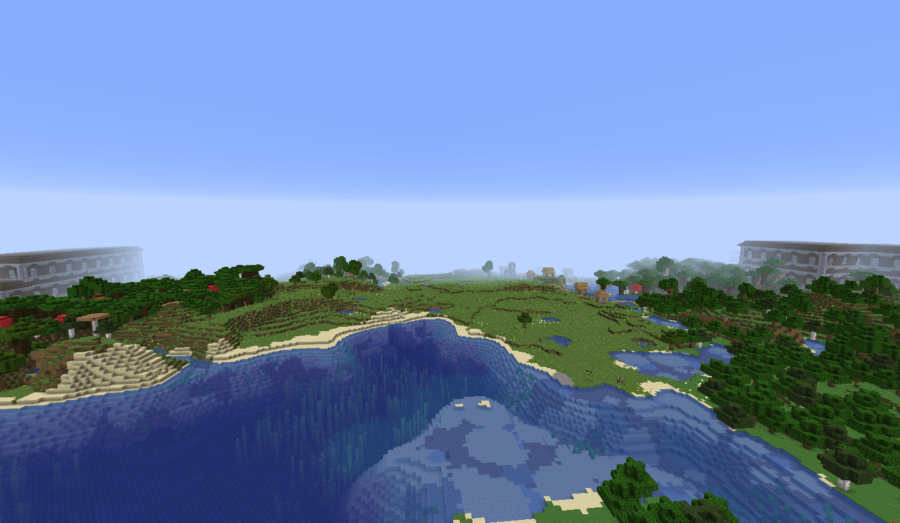 Two Woodland Mansions Near Spawn - Top 8 Minecraft Woodland Mansion Seeds 1.16 – All Platforms