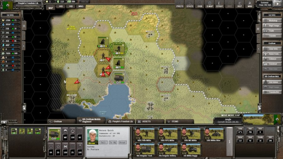 Shadow Empire - Top 9 best 4X strategy games to play on PC in 2021
