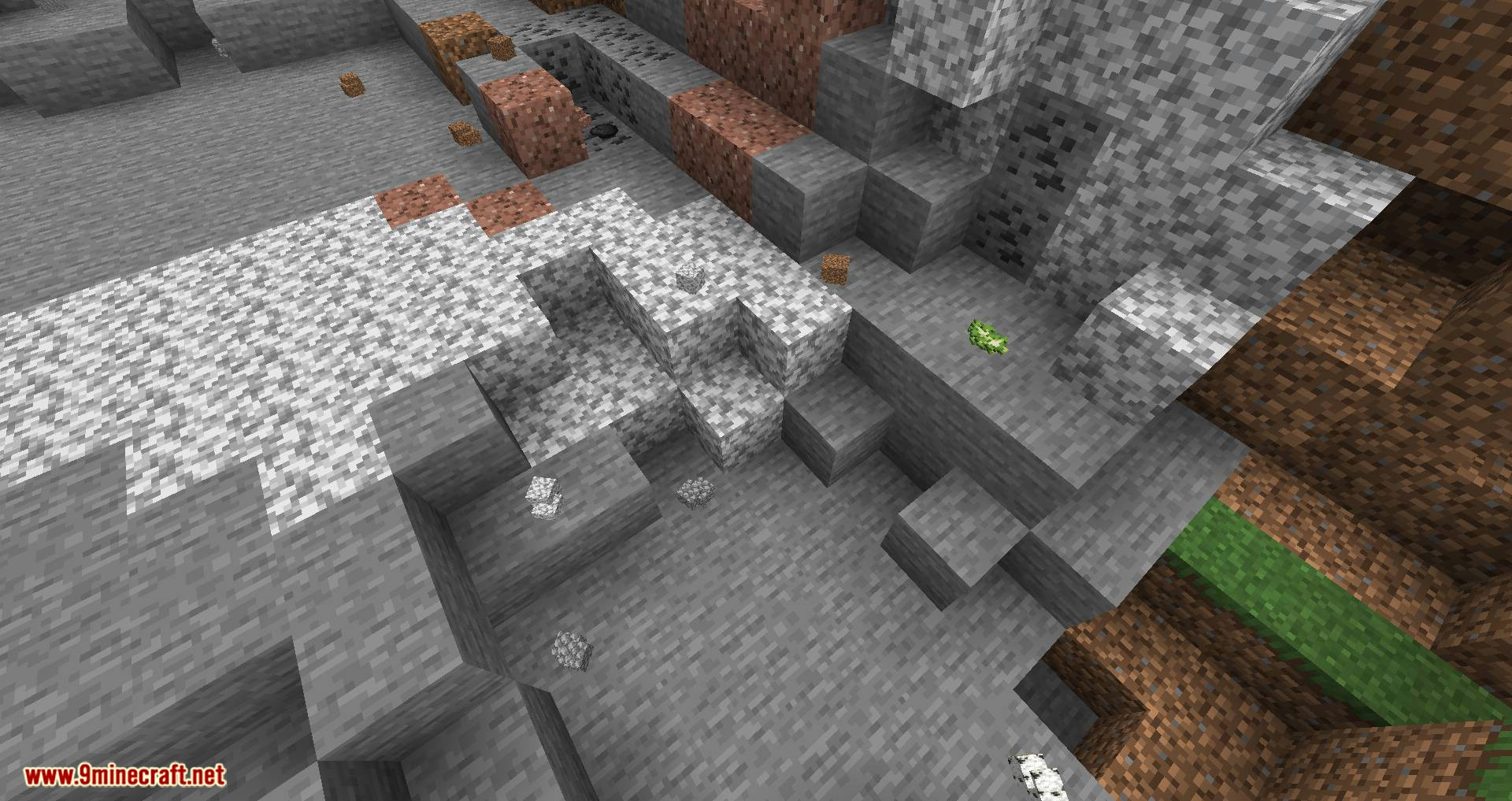 Better Dropped Items mod for minecraft 12
