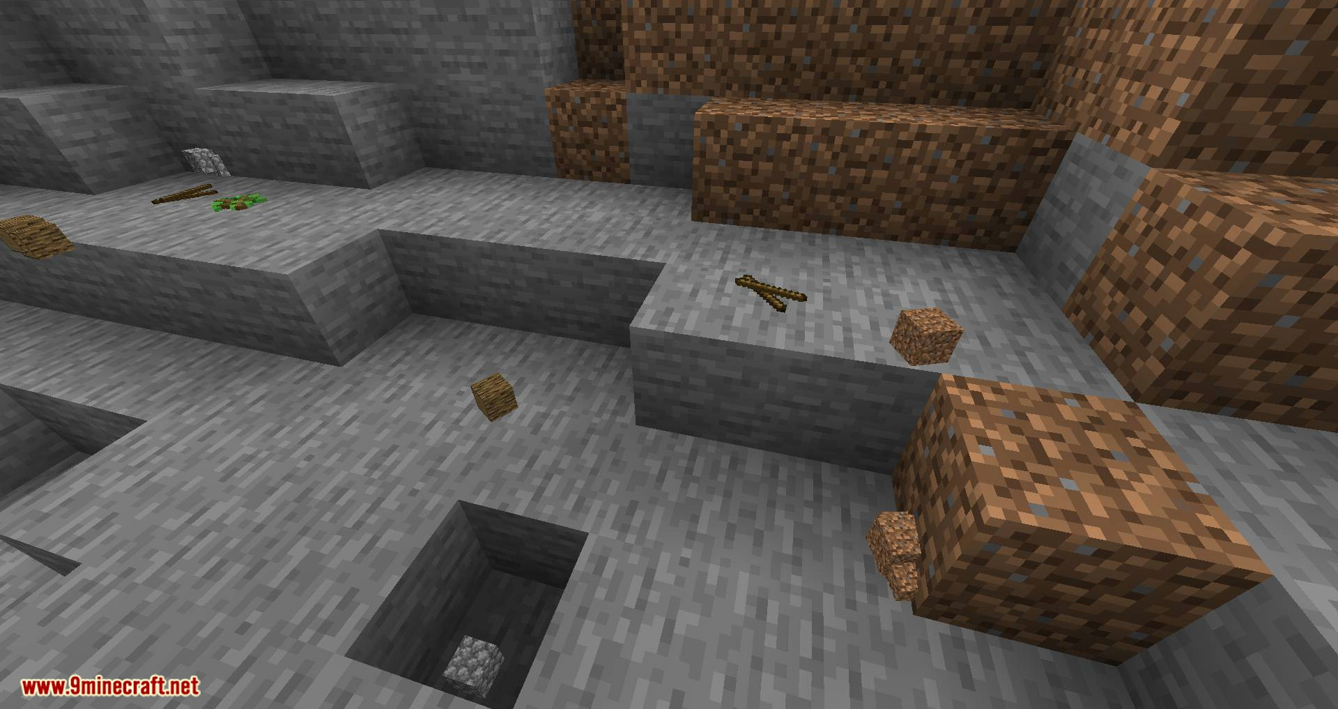 Better Dropped Items mod for minecraft 13