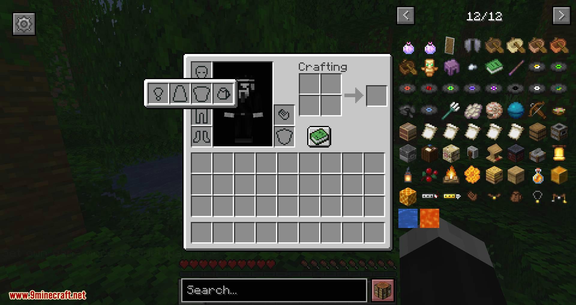 Trinkets (Fabric) mod for minecraft 02
