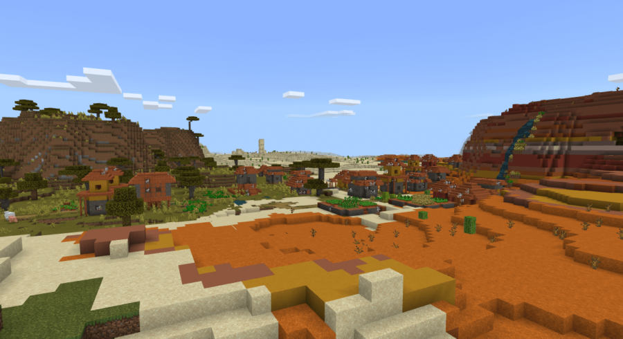 Mesa So Alone - Top 5 Best Minecraft 1.16.5 Bedrock Seeds (Windows 10, Nintendo, Xbox)