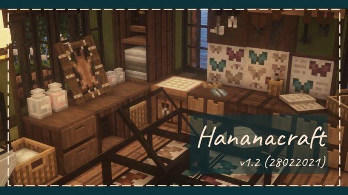 Hananacraft -16x - 5 Best Minecraft Fantasy Resource Packs 1.16.5   Minecraft texture packs