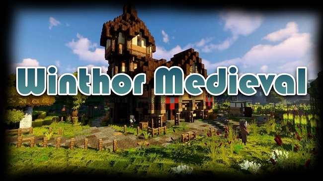 Winthor - 64x - 5 Best Minecraft Fantasy Resource Packs 1.16.5   Minecraft texture packs