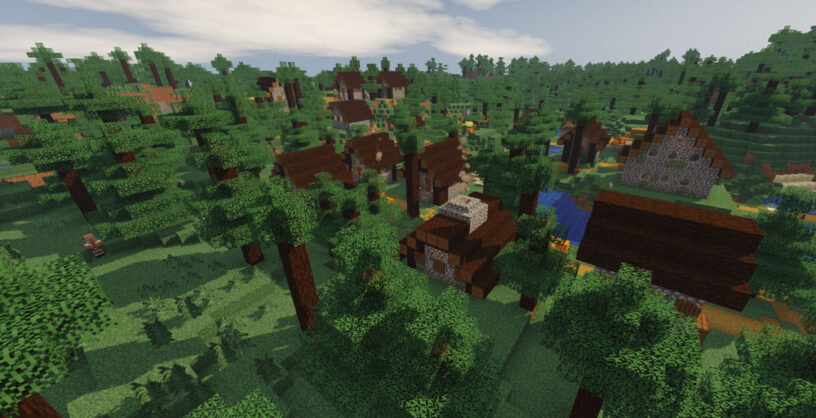 Chocapic13 - List 6 best Shaders 1.16+ for Minecraft (May 2021)