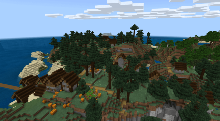Smithtown - Top 8 Best Bedrock Seeds 1.16 and 1.17 for Minecraft (May 2021)