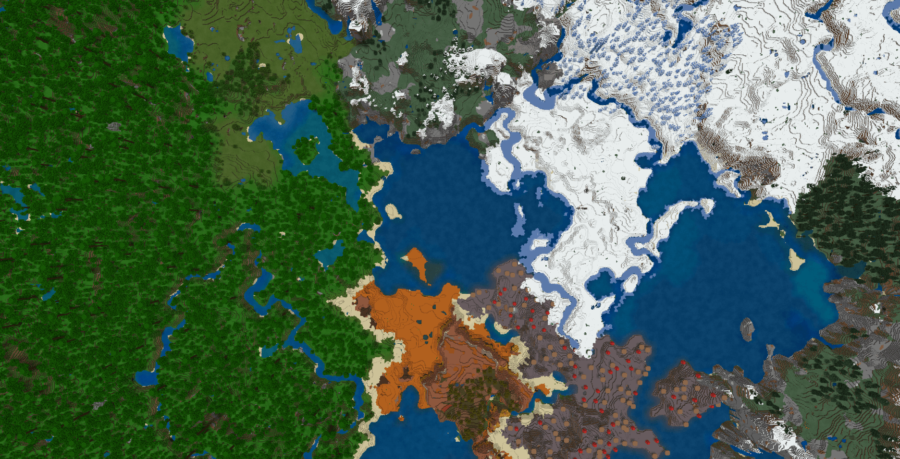 Master of the Elements - Top 8 Best Bedrock Seeds 1.16 and 1.17 for Minecraft (May 2021)