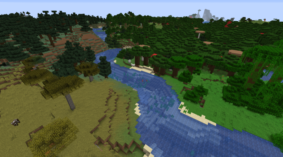 The Carpenter - Top 10 Best Java Seeds 1.16 and 1.17 for Minecraft (May 2021)