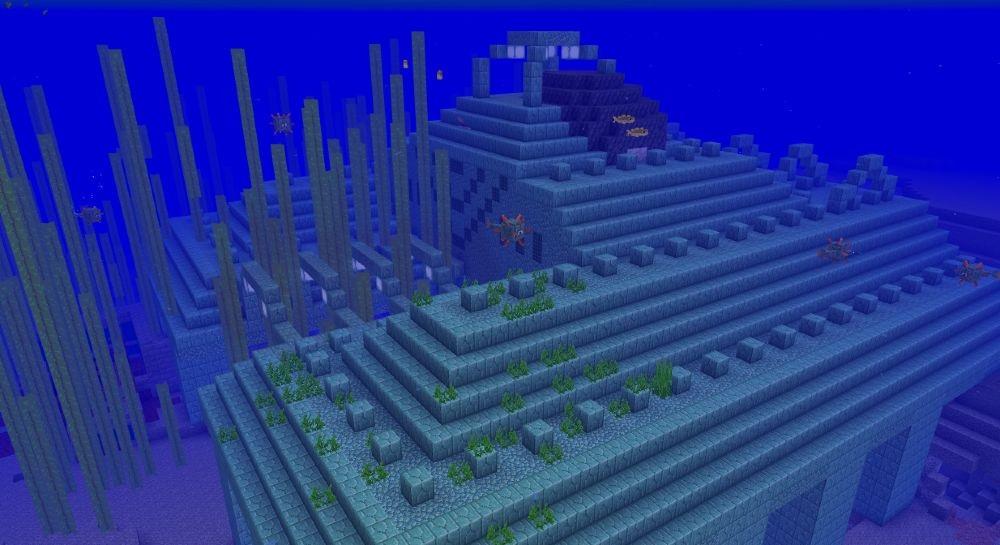 Clean Amethyst - Top 10 Best Minecraft Seeds 1.17 Caves & Cliffs - All Platform