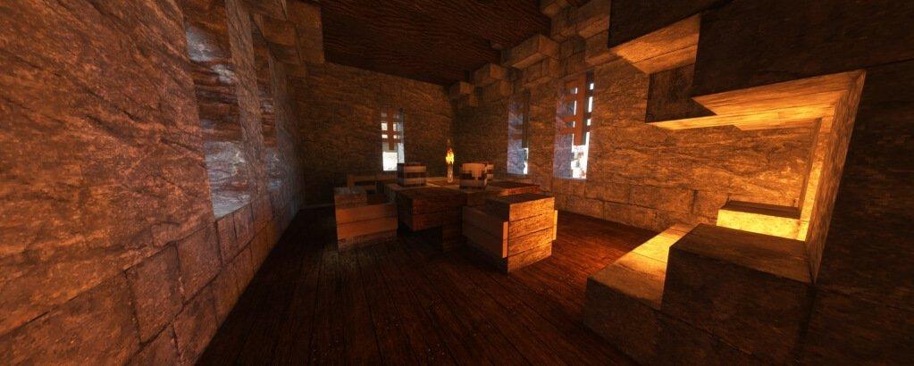 SEUS PTGI Shaders for Minecraft 1.16.5 / 1.17.1 - Screenshot 1