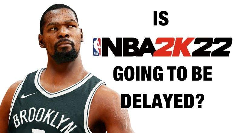 Physical NBA 2K22 Release Date Delayed in New Zealand